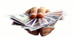 Дам деньги в долг вам