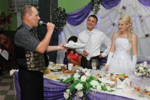 Организация и проведение свадеб, юбилеев, торжеств