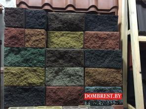 Демлер блоки декоративные, рваный камень в Бресте