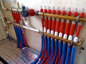 Монтаж котлов отопления и отопительных систем