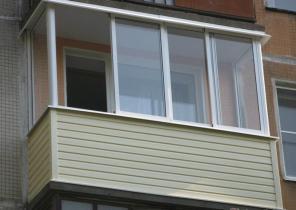 Ремонт и отделка балконов в Бресте