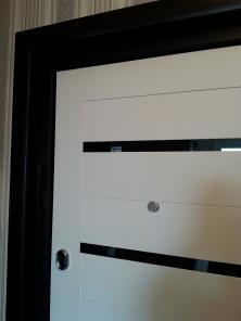 Порталы, (откосы) из панелей МДФ ко входным дверям