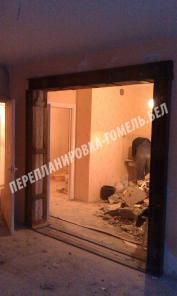 Демонтажные работы, перепланировка квартир и офисов