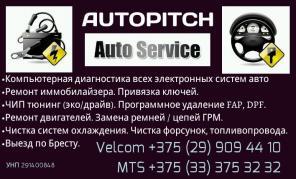 AUTOPITCH (Выездной автосервис) Автоэлектрик