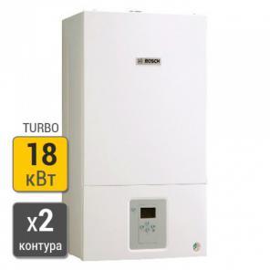 КОТЕЛ ГАЗОВЫЙ БОШ BOSCH GAZ 6000 W WBN6000-18C