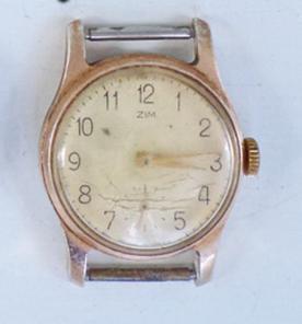 Часы механические женские «ZIM» из СССР-16руб