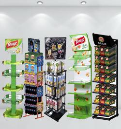 Рекламно-торговое и выставочное оборудование