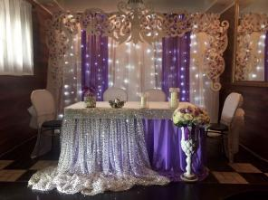 Услуги по Свадебному оформлению зала