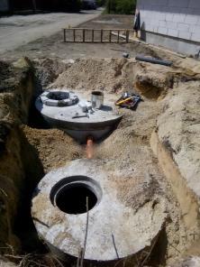 Канализация. Монтаж наружной и внутренней канализации.