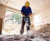 Штробление стен без пыли. Демонтажные работы