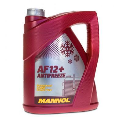 Антифриз-концентрат (красный) G12 (5 кг)