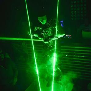 Шоу LaserMan на Ваше торжество
