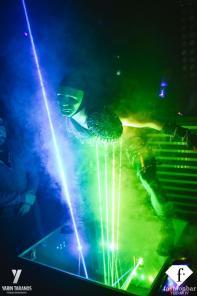 Не упустите свой шанс заказать к себе на праздник шоу LaserMan.