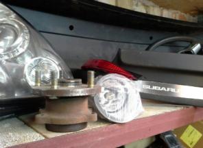 Запчасти на Subaru Tribeca b9,  b10