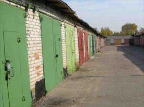 Гараж в Киеве капитальный
