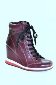 Оптом стильная женская кожаная обувь. Приятные цены.