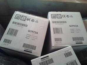 Кольорові картриджі до принтера Hp color laser 2550