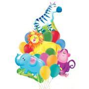 Фигуры из воздушных шаров в Киеве, украшение детских праздников.