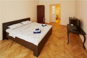 Чудова квартира, розташована в центрі міста Львова