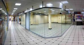 Стеклянные витрины и перегородки купить в Симферополе!