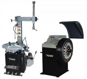 Шиномонтажный комплект легкового оборудования (щиномонтаж и балансир)
