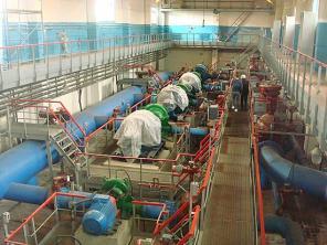 Разработка ППР на реконструкцию насосных станций.
