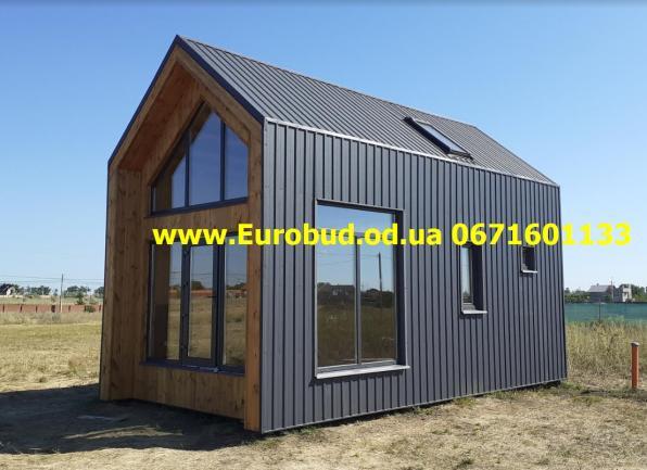 Строительство дачных домиков под заказ
