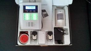 GSM сигнализация беспроводная BSE-960 (GSM G10A) комплект для дома офи