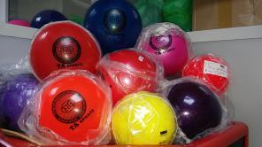 Мячи для художественной гимнастики Астана