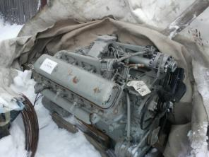 Продам дизель ямз-236БЕ турбо новый с хранения на поддоне