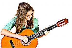 Обучение игре на гитаре. Персонально, или по Skype