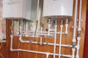 Услуги сантехника. Ремонт и монтаж систем отопления