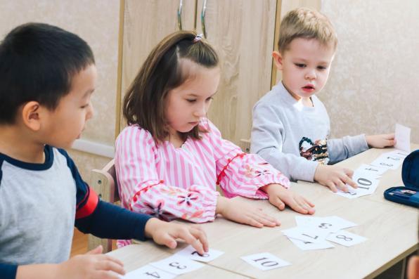 Занятия для 4 летних детей