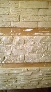 Изготовление и монтаж декоративного камня (от 1800тг. до 5000тг.)