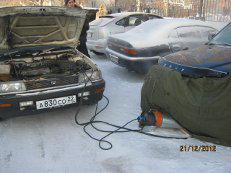 Услуга прикурить авто, выезд в любую точку города. Астана