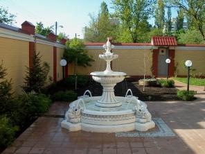 Изготовление фонтанов. водопадов