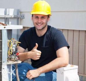 Услуги грамотного электрика по городу Шымкент 24 часа Дмитрий