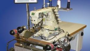 Швейный автомат для подгиба низа футболок