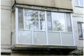 Остекление балконов и лоджий. Низкие цены.