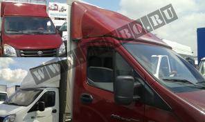 Обтекатели на все грузовые автомобили