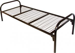 Железные армейские кровати. Кровати для строителей.