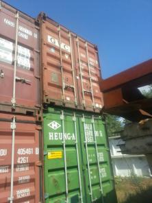 Продам 40 футовый и 20 футовый контейнер в Караганда