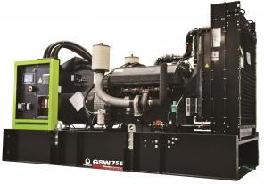 Дизельный генератор PRAMAC GSW 755DO