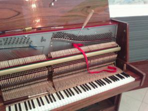 Настройка пианино, предосмотр перед покупкой и ремонт