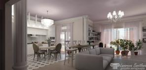 Дизайн интерьера квартир, домов, офисов, магазинов