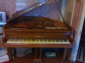 Продам рояль Zimmermann