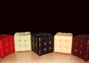Изготовление пуфиков и банкеток, кресла-мешки