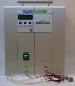 Оборудование для получения дезинфицирующего средства АКВАЛАЙТ/AQUALYTE