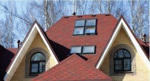 Монтаж кровли и утепление фасадов