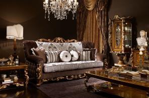 Стильная роскошная мебель фабрик Италии, Румынии, Турции, Китая